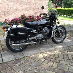 Speurders.nl: Zeer fraaie Moto Guzzi V50 II PA