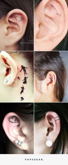 Cor e du sud les femmes se font tatouer l 39 oreille pour - Se faire tatouer au salon du tatouage ...