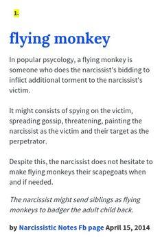 Flying Monkey Narcissist Meme : flying, monkey, narcissist, Flying, Monkeys, Ideas, Narcissistic, Abuse,, Narcissist,