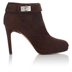 Shark Line Ankle Boots