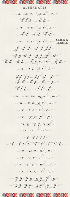 Rambies - Handwritten Calligraphy by Get Studio on @creativemarket