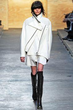 Fall 2012 RTW Proenza Schouler #fashionafternoon #noonerinspiration