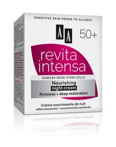 AA REVITA INTENSA 50+ naktinis kremas - www.eurokos.lt