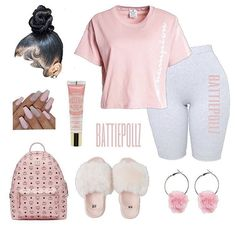 baddie outfits for rainy day Boujee Outfits, Cute Lazy Outfits, Baddie Outfits Casual, Swag Outfits For Girls, Cute Outfits For School, Teenage Girl Outfits, Cute Swag Outfits, Dope Outfits, Teen Fashion Outfits