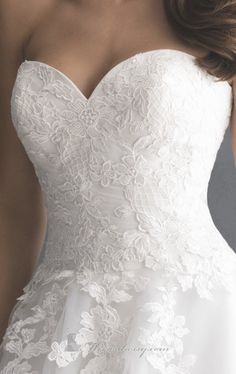 Allure 2657 by Allure Bridals Romance