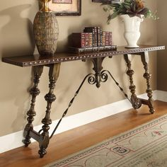 Found it at Wayfair - Valencia Console Table