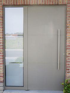 aluminium voordeur - Google zoeken