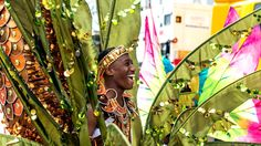 Celebrate Europe's biggest street festival, Notting Hill Carnival They Don't have many festivals like this at all and to go to a beautiful show of colors would be great.