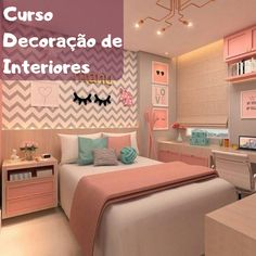 best teen girl bedroom decor ideas 31 – Home Decor Master Bedroom Layout, Room Design Bedroom, Girl Bedroom Designs, Modern Bedroom, Master Suite, Contemporary Bedroom, Stylish Bedroom, Farmhouse Contemporary, Bedroom Classic
