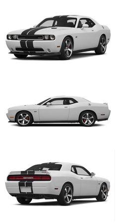'The Beast' - 2014 Dodge Challenger SRT8 #MusclecarMonday