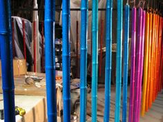 Make Your Own Decorative Bamboo Art