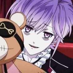 Diabolik Lovers, Kanato Sakamaki, Cute Anime Boy, Anime Boys, Me Me Me Anime, Black Dark, Icons, Space, Dark Images
