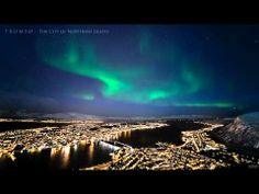 The magic of the #NorthernLights #Norway @Northern_Norway
