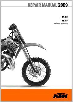 2004 Ktm 85 Sx Service Repair Manual Pdf Download Pdf border=