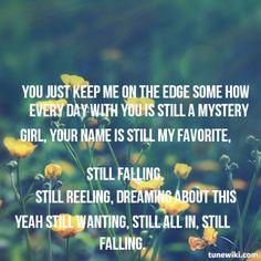 Still Fallin' - Hunter Hayes off the album Storyline