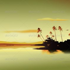 Seaside  #GraphicRiver         Seaside and landscape % 100 Re-sizable File: AI + EPS – RGB      Created: 26September12 GraphicsFilesIncluded: JPGImage #VectorEPS #AIIllustrator Layered: No MinimumAdobeCSVersion: CS4 Tags: beach #beauty #bird #cloud #day #evening #flower #holiday #house #island #landscape #life #live #morning #nature #night #ocean #people #river #sea #seaside #season #sky #sun #sunrise #sunset #time #tree #water #world