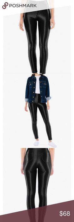 American apparel disco pants American apparel disco pants American Apparel Pants Skinny