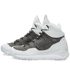 check out f4f47 aa9b8 Amazing offer on NIKE Mens NikeLab Lupinek Flyknit ACG High Tops Boots  826077 Black Black-Anthracite) online - Utobuynew