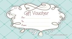 Free Printable And Editable Gift Certificate Templates Promotions - Diy gift certificate template