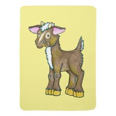 "A little ""Kids"" Blanket #christmasgifts #shop #animals goat art, goat logo, goat head, back to school, aesthetic wallpaper, y2k fashion"