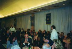 Rotary club meeting in Mondello