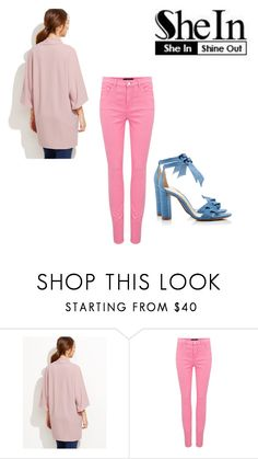 """MS📦"" by lady-shadylady ❤ liked on Polyvore featuring J Brand and Alexandre Birman"