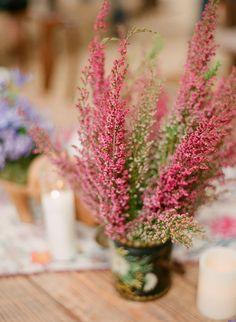 Coral Botanical Wedding Inspiration