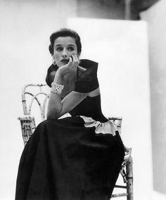 Barbara 'Babe' Cushing Mortimer Paley,Vogue, February 1, 1946; photo by John Rawlings