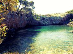 lokrum island, dubrovnik, coratia mrtvo more