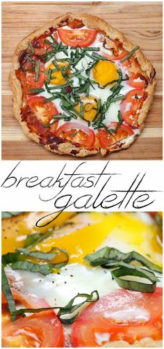 Easy Breakfast Galette
