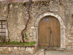 An old door - Trebinje, Bosnia & Herzegovina