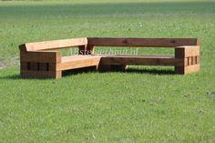 Eiken balken meubels - AB Steigerhout