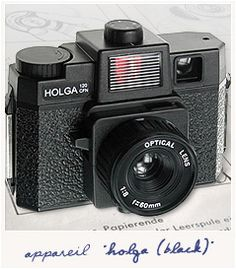 Holga (Starter Kit)  Crazy about my lomo camera! Wait till u see the photos from the bahamas...