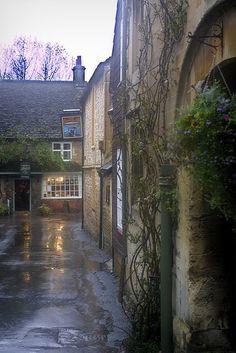 Lacock Bakery,Wiltshire,UK