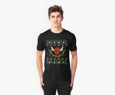 Nurse-Christmas ugly sweater 2 by FunnyMusicNotes