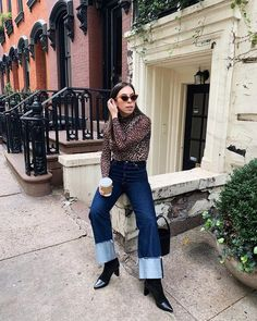 """I Tried the New """"Ribcage"""" Jeans NYC Girls Are Obsessing Over"""
