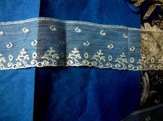 Mechlin, early c. Antique Lace, Vintage Lace, Lace Making, Bobbin Lace, Old And New, Louis Vuitton Monogram, Ribbon, Textiles, Antiques
