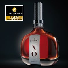 Silver Pentaward 2012  Luxury – Spirits  Brand: DAVIDOFF – XO  Entrant: R'Pure Studio  Country: FRANCE  www.rpure.net