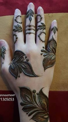 Henna- Mhendi Baby Names – Gifting the Cornerstone of Identity Article Body: The role of parent nece Henna Hand Designs, Mehndi Designs Finger, Modern Henna Designs, Latest Henna Designs, Floral Henna Designs, Arabic Henna Designs, Mehndi Designs Book, Mehndi Designs For Beginners, Bridal Henna Designs