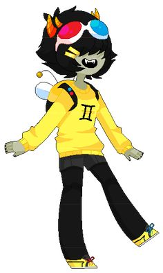 Animated gif about solux in Homestuck by Luna Song Homestuck, Davekat, Troll, Art Drawings, Pokemon, Fandoms, Animation, Fan Art, Cosplay