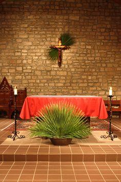 Palm Sunday, St. Joan of Arc Catholic Church, Powell OH