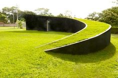 Swirling Green-Roofed Chinese Coin House Built in Accordance with Sacred Geometry | Inhabitat - Sustainable Design Innovation, Eco Architecture, Green Building [Future Architecture: http://futuristicnews.com/category/future-architecture/]