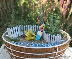 Jardins em miniatura (Parte II)                                                                                                                                                     Mais
