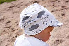 Sommermützen FREEBOOK: Lybstes Beanie mit Schirm!