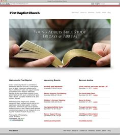 Simple-Church WordPress Theme