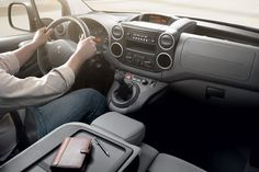 The New Peugeot Partner small van will meet all your needs and increase your day-to-day enjoyment. Peugeot, Showroom, Van, Interior, Indoor, Interiors, Vans, Fashion Showroom, Vans Outfit