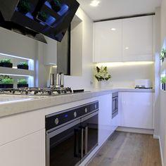 The Block Triple Threat: Kitchens!