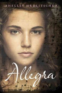 Allegra by Shelley Hrdlitschka || Allegra thinks being at a performing-arts high school make her a better dancer. But like any high school it has cliques, competition and cruelty. Will this young teacher help her through?