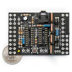 PICAXE 18 PIN POWER PROJECT BOARD  DEV-08316