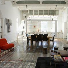 8 maneiras de maximizar o espaço de sua casa   #biblioteca #estantes #EstiloMinimalista